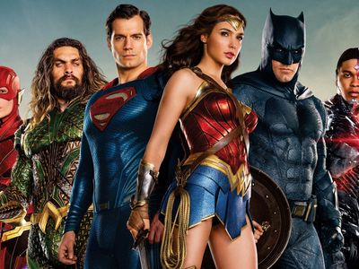 watch Justice League streaming