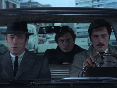 watch Le Cercle Rouge streaming