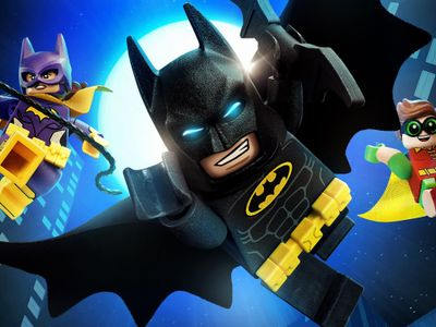 watch The Lego Batman Movie streaming