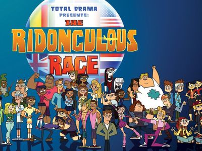 watch Total Drama Presents: The Ridonculous Race streaming