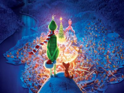 watch The Grinch streaming