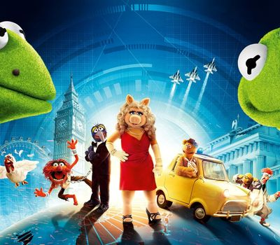 Muppets Most Wanted online
