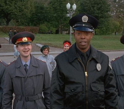 Police Academy: Mission to Moscow online