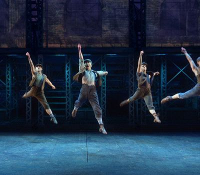 Newsies: The Broadway Musical online