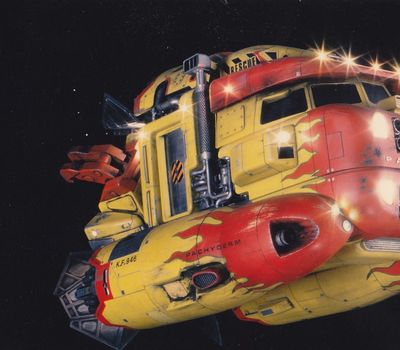 Space Truckers online