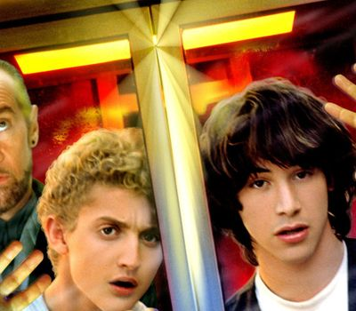 Bill & Ted's Excellent Adventure online