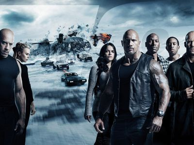 watch The Fate of the Furious streaming