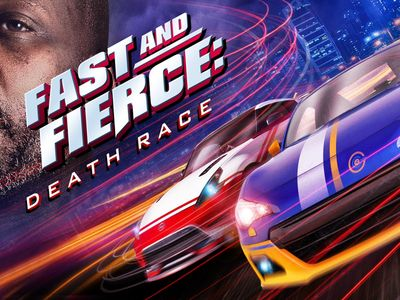 watch Fast and Fierce: Death Race streaming