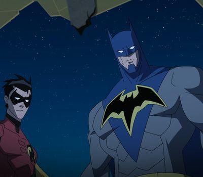 Batman Unlimited: Mechs vs. Mutants online