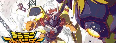 Digimon, le film online
