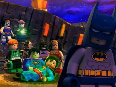 watch LEGO DC Comics Super Heroes: Justice League vs. Bizarro League streaming
