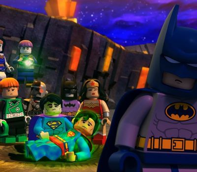 LEGO DC Comics Super Heroes: Justice League vs. Bizarro League online