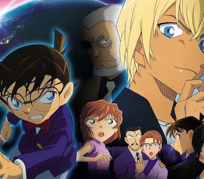 Detective Conan: Zero the Enforcer online