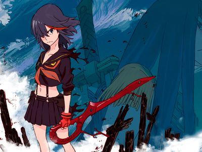 watch Kill la Kill streaming