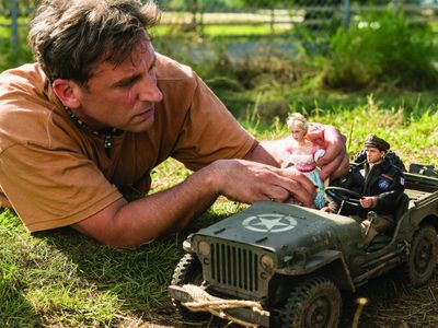 watch Welcome to Marwen streaming