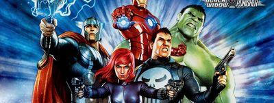 Avengers Confidential : La Veuve Noire et Le Punisher online