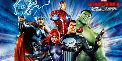 Avengers Confidential : La Veuve Noire et Le Punisher en streaming
