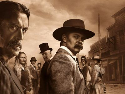 watch Deadwood: The Movie streaming
