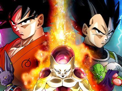 watch Dragon Ball Z: Resurrection 'F' streaming