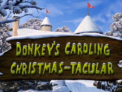 watch Donkey's Christmas Shrektacular streaming
