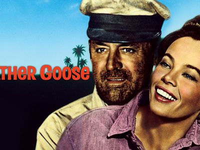 watch Father Goose streaming