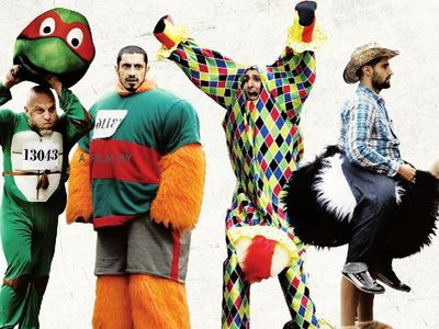 watch Four Lions streaming