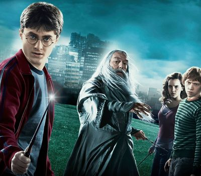 Harry Potter and the Half-Blood Prince online