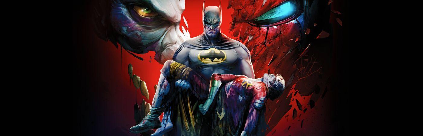 Voir film Batman : Un deuil dans la famille en streaming