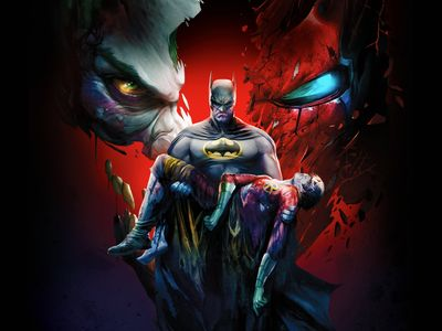 watch Batman: Death in the Family streaming