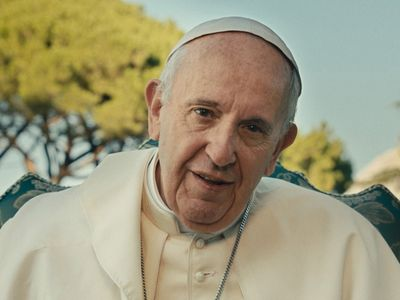 watch Pope Francis: A Man of His Word streaming