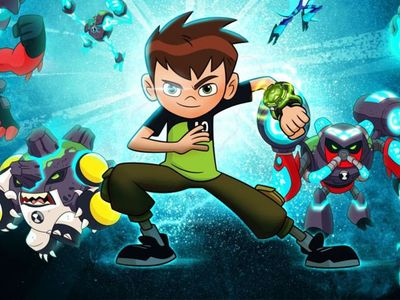watch Ben 10 Versus the Universe: The Movie streaming