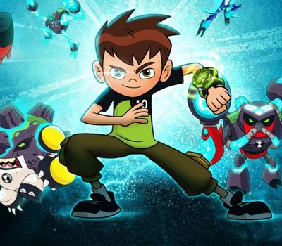 Ben 10 Versus the Universe: The Movie online