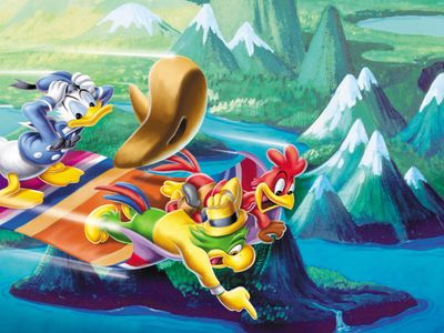 watch The Three Caballeros streaming