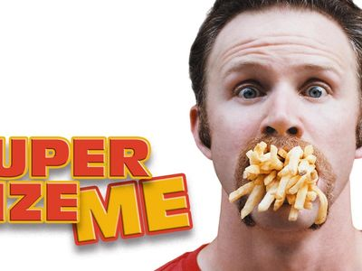 watch Super Size Me streaming