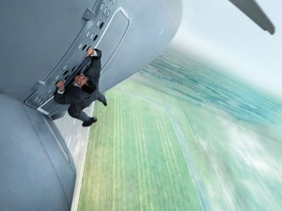 watch Mission: Impossible - Rogue Nation streaming