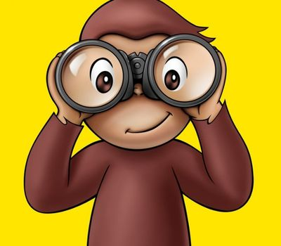 Curious George online