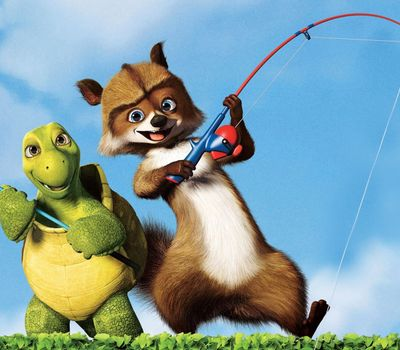 Over the Hedge online