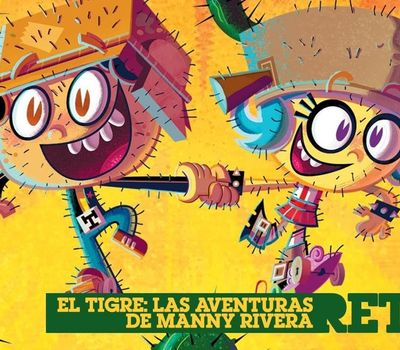 El Tigre: The Adventures of Manny Rivera online
