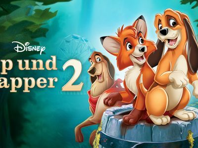watch The Fox and the Hound 2 streaming