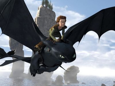 watch How to Train Your Dragon streaming
