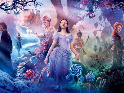 watch The Nutcracker and the Four Realms streaming