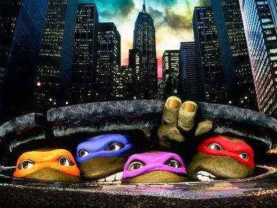 watch Teenage Mutant Ninja Turtles streaming