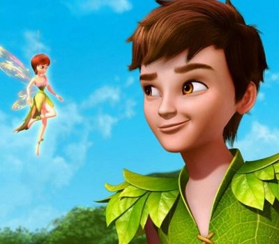 Peter Pan: The Quest for the Never Book online