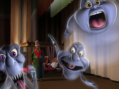 watch Casper's Haunted Christmas streaming