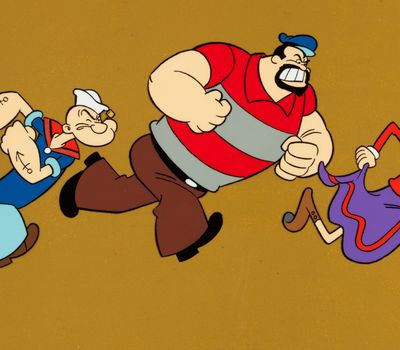 The All-New Popeye Hour online