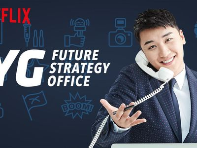 watch YG Future Strategy Office streaming