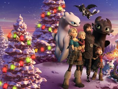 watch How to Train Your Dragon: Homecoming streaming
