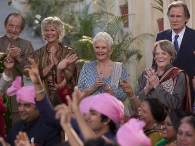 watch The Best Exotic Marigold Hotel streaming