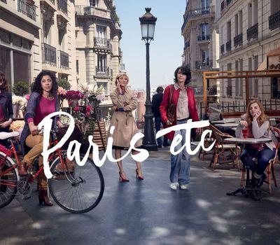 Paris etc. online