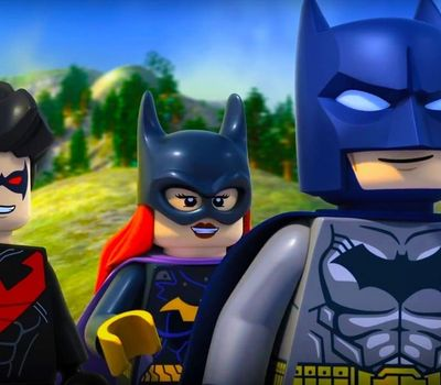LEGO DC Comics Super Heroes: Justice League - Gotham City Breakout online